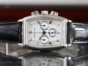 Breguet Heritage Chronograph White Gold