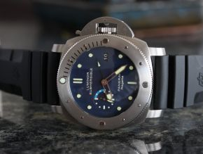 Panerai PAM 371 Submersible Regatta GMT Limited Edition