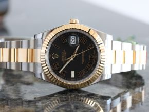 Rolex 116333 DateJust 2 Steel and Gold