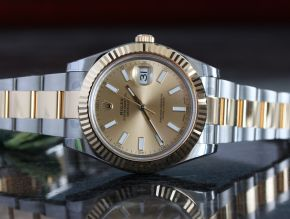 Rolex Datejust 2 41mm Steel/Yellow Gold 116333