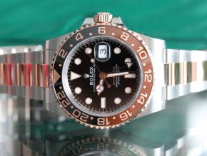 Rolex GMT Master Root Beer 126711CHNR