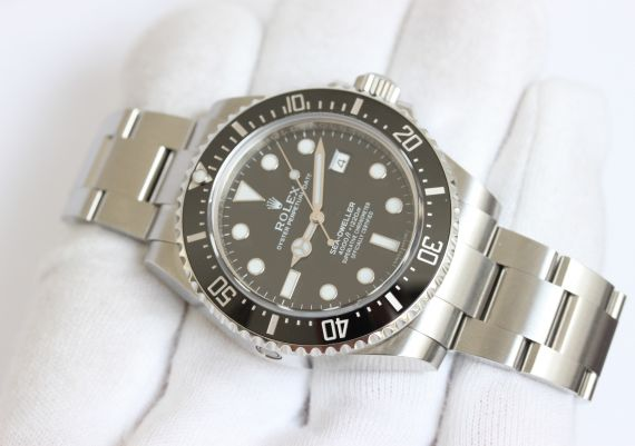 Rolex Sea Dweller 4000 Discontinued