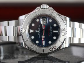 Rolex Yachtmaster 40mm 116622 Blue