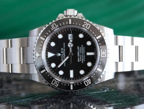 Rolex Sea Dweller 4000 Discontinued NEW